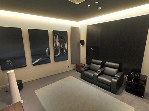 SmartAV Home Cinema 2